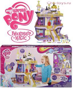 "Набор B1373 My Little Pony игровой ""Замок Кантерлот"" HASBRO"