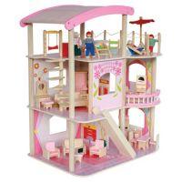 Домики, мебель для кукол