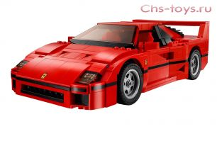 "Конструктор Bela Create ""Ferrari F40"" 10567 (Реплика Lego Creator Феррари F40 10248) 1157 дет"