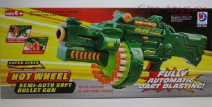 Бластер детский 7001 с мягкими пулями.