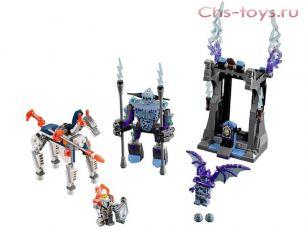 Конструктор BELA  Nexo Knights Ланс против Монстра-молнии 10594 (Аналог LEGO Nexo Knights 70359) 269 дет.