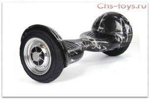 Гироскутер Smart Balance SUV 10 Черная молния Самобаланс + Музыка