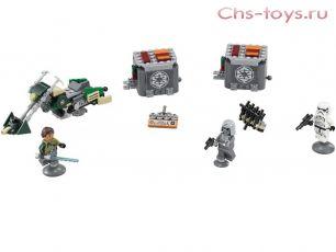 Конструктор BELA Space Wars Скоростной спидер Кэнана 10574 (Аналог LEGO Star Wars 75141) 251 дет.
